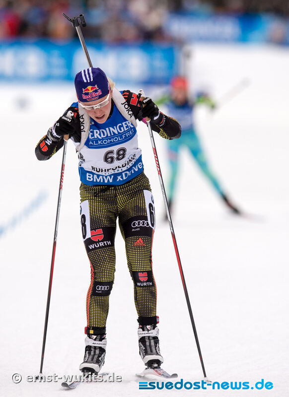 biathlon sprint frauen