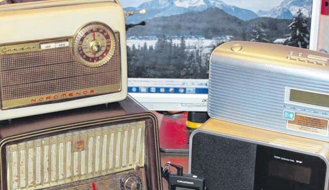 Nicht Nur Volksmusikfans Stehen Auf Digitalradios Dab Fast Uberall Verfugbar