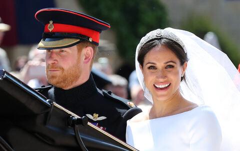 Alle Bilder Hochzeit Von Prinz Harry Und Meghan Markle Fotos