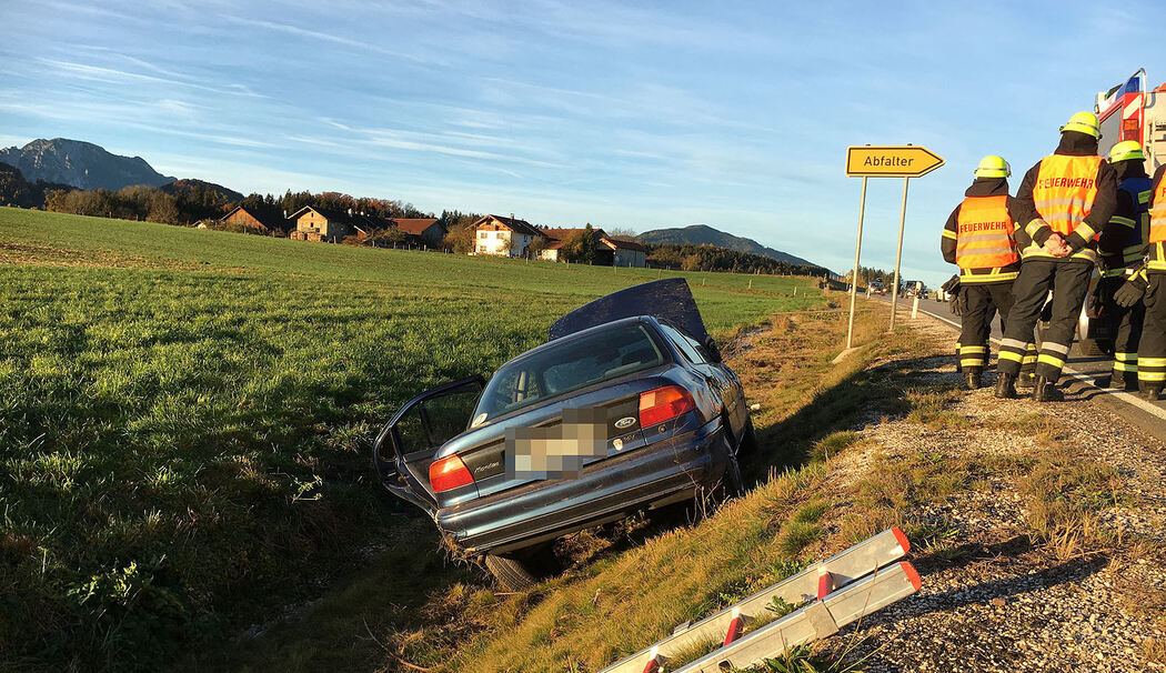 Ainring Unfall