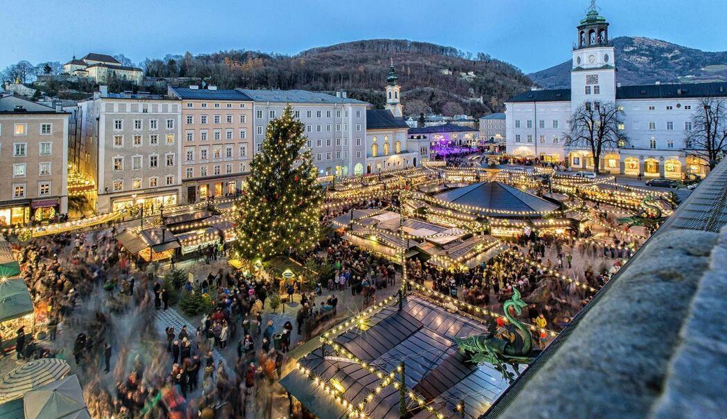 Christkindlmarkte 2018 In Traunstein Berchtesgadener Land