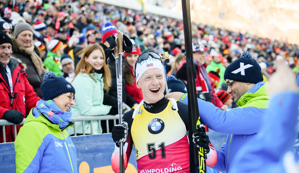 Live-Stream Biathlon Weltcup in Ruhpolding