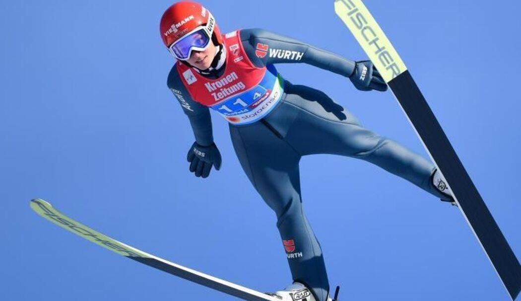 Skispringen Frauen