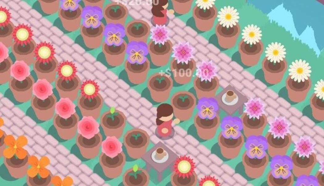 «Sprout: Idle Garden»