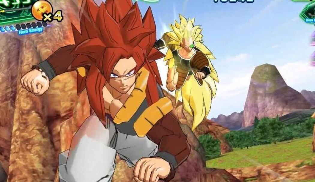 «Super Dragon Ball Heroes: World Mission»