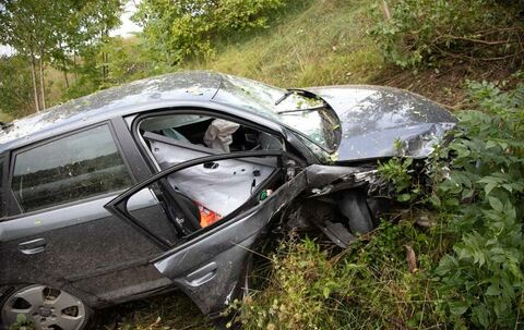 Unfall B299 Heute