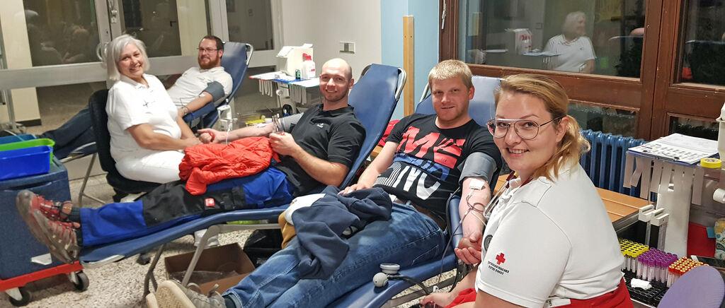 Berchtesgaden: BRK Bereitschaft freut sich über 130 Blut-Erstspender in 2019 - Berchtesgadener Anzeiger