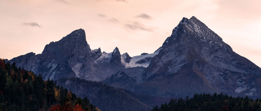 Watzmann mal fünf – Die schönsten Herbstfotos aus dem Talkessel - Berchtesgadener Anzeiger