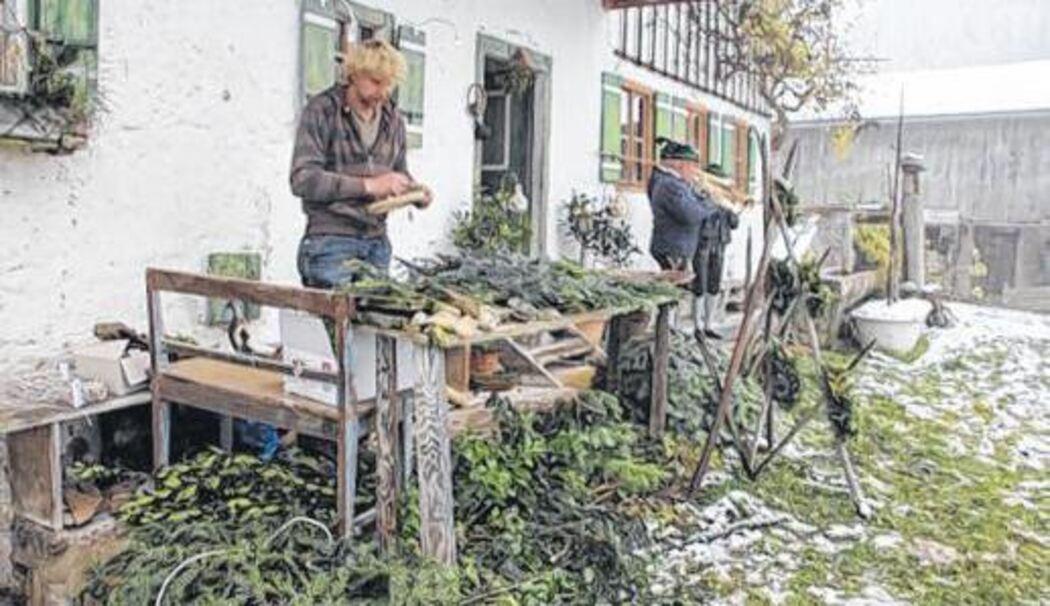 Adventsmarkt Im Hainzenlehen Fasziniert Besucher Mit Einmaligem