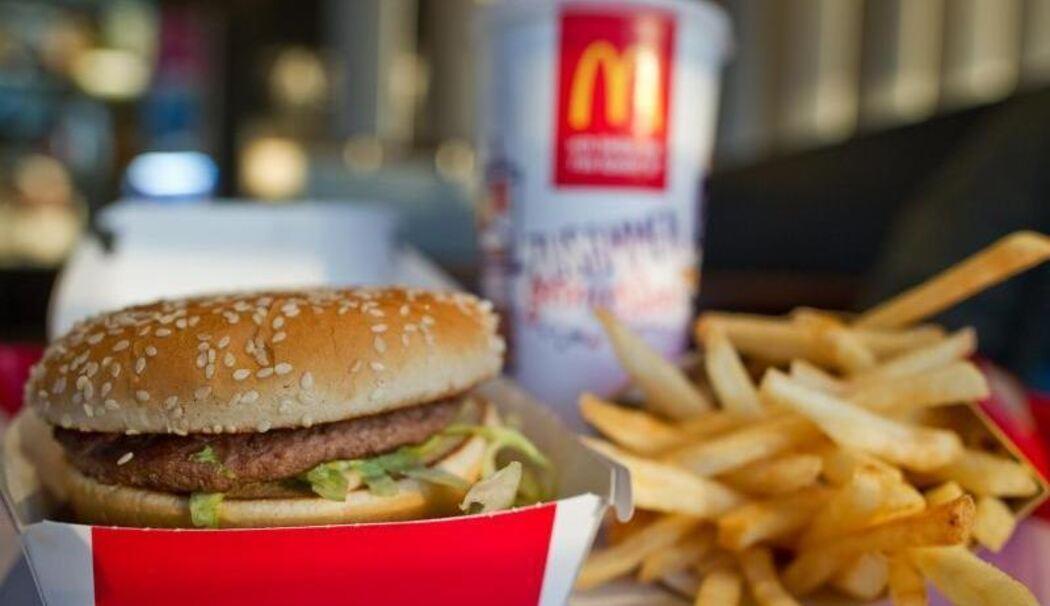 Big Mac 1 Euro